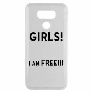 Etui na LG G6 Girls I am free