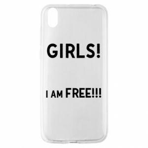 Etui na Huawei Y5 2019 Girls I am free
