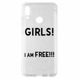 Etui na Huawei P Smart 2019 Girls I am free