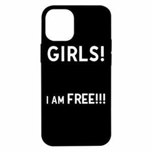 Etui na iPhone 12 Mini Girls I am free
