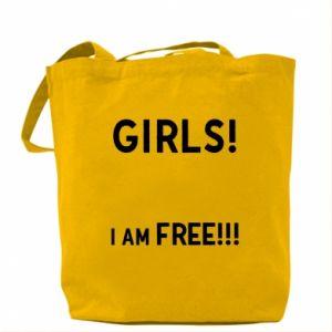 Torba Girls I am free