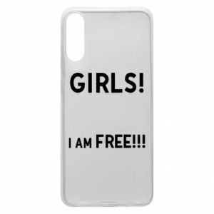 Phone case for Samsung A70 Girls I am free