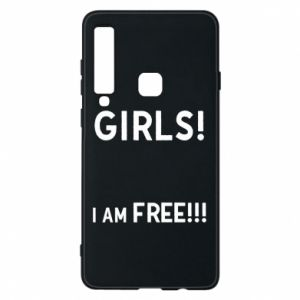Phone case for Samsung A9 2018 Girls I am free