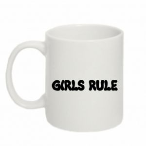 Kubek 330ml Girls rule