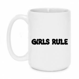 Kubek 450ml Girls rule