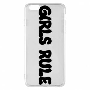 Etui na iPhone 6 Plus/6S Plus Girls rule