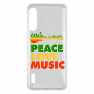 Xiaomi Mi A3 Case Guitar forest