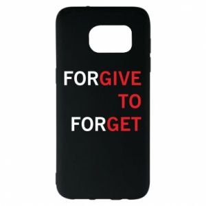Samsung S7 EDGE Case Give To Get