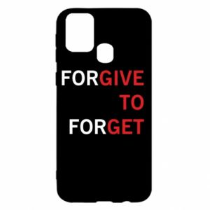 Samsung M31 Case Give To Get