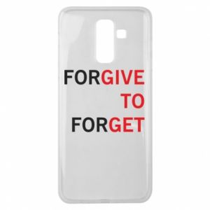 Samsung J8 2018 Case Give To Get