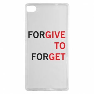 Huawei P8 Case Give To Get