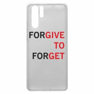 Huawei P30 Pro Case Give To Get