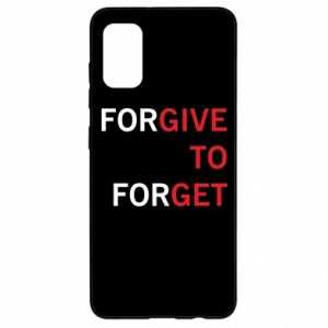 Samsung A41 Case Give To Get