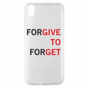 Huawei Y5 2019 Case Give To Get