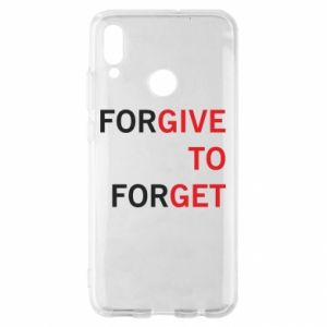 Huawei P Smart 2019 Case Give To Get