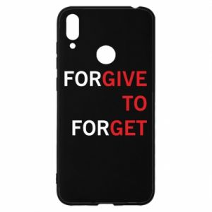 Huawei Y7 2019 Case Give To Get