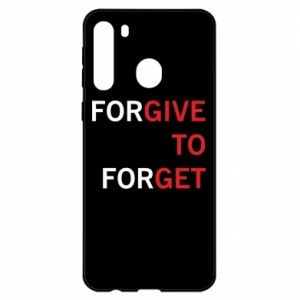 Samsung A21 Case Give To Get