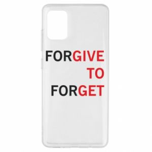 Samsung A51 Case Give To Get