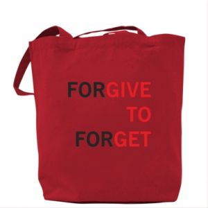 Bag Give To Get