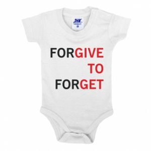 Baby bodysuit Give To Get