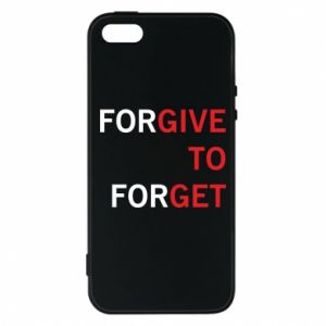Etui na iPhone 5/5S/SE Give To Get