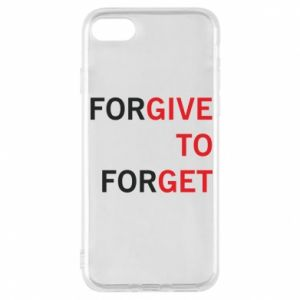 Etui na iPhone 8 Give To Get