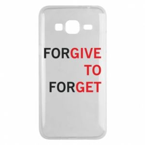 Phone case for Samsung J3 2016 Give To Get