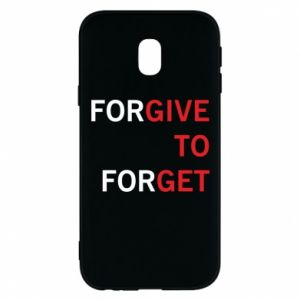 Phone case for Samsung J3 2017 Give To Get
