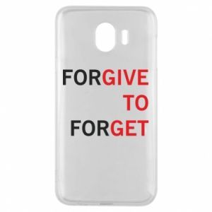 Phone case for Samsung J4 Give To Get