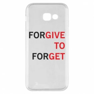 Phone case for Samsung A5 2017 Give To Get