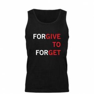 Męska koszulka Give To Get