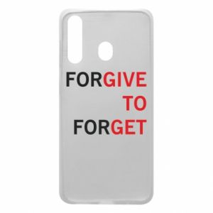 Phone case for Samsung A60 Give To Get