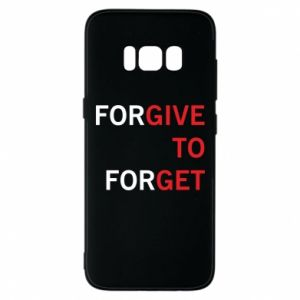 Phone case for Samsung S8 Give To Get
