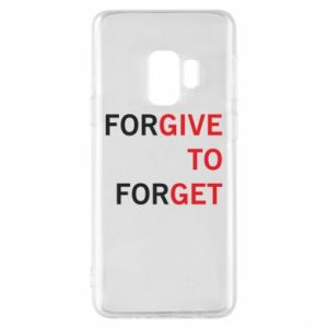 Phone case for Samsung S9 Give To Get