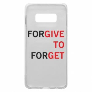 Phone case for Samsung S10e Give To Get