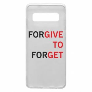 Phone case for Samsung S10 Give To Get