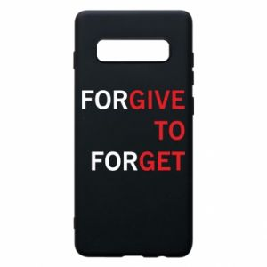 Phone case for Samsung S10+ Give To Get
