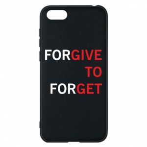 Phone case for Huawei Y5 2018 Give To Get