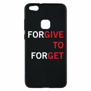 Phone case for Huawei P10 Lite Give To Get