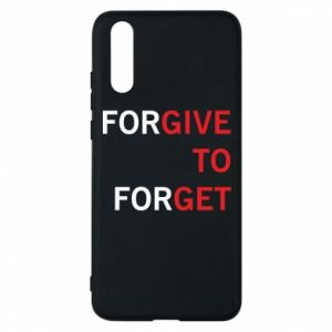 Phone case for Huawei P20 Give To Get