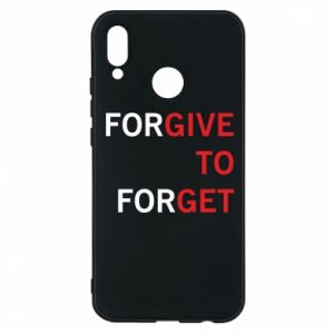 Phone case for Huawei P20 Lite Give To Get
