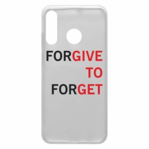 Phone case for Huawei P30 Lite Give To Get