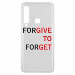Phone case for Samsung A9 2018 Give To Get