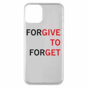 Etui na iPhone 11 Give To Get