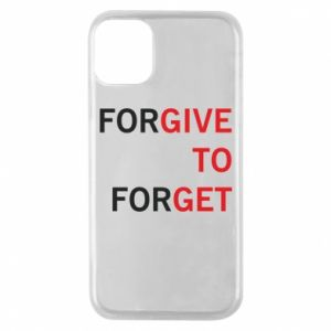Etui na iPhone 11 Pro Give To Get