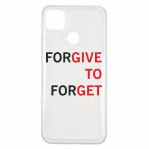 Xiaomi Redmi 9c Case Give To Get