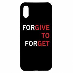 Xiaomi Redmi 9a Case Give To Get