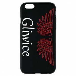 Etui na iPhone 6/6S Gliwice skrzydła