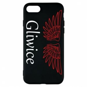 Etui na iPhone 7 Gliwice skrzydła