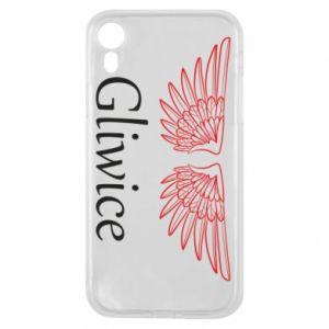 Etui na iPhone XR Gliwice skrzydła